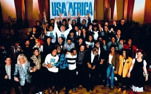 'We Are The World', a canção que marcou a história da música