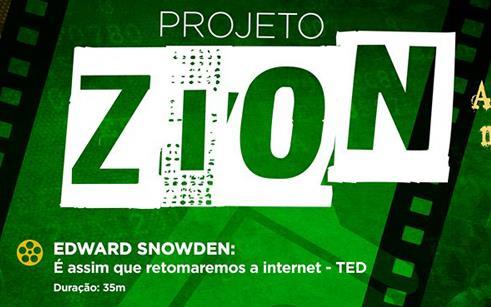 Projeto Zion debate o uso da internet e sua segurança