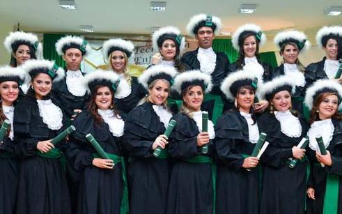 Turma do curso Técnico em Enfermagem da UPF Sarandi realiza formatura