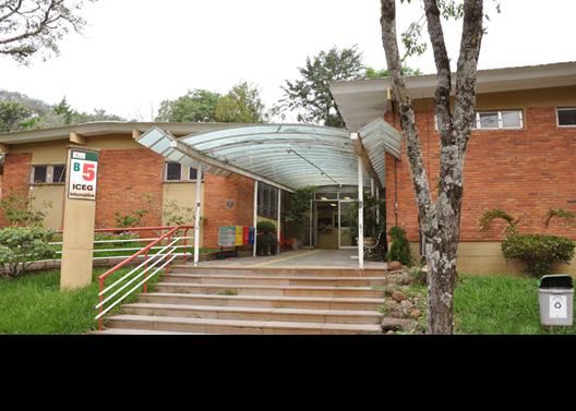 Instituto de Ciências Exatas e Geociências