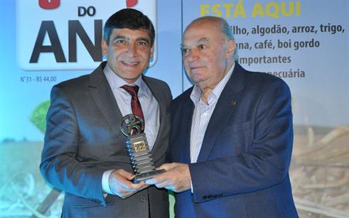 """UPF recebe, na Expointer, o prêmio """"Destaques A Granja do Ano 2016"""""""
