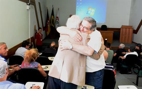 Egressos do curso de Medicina completam 40 anos de formatura