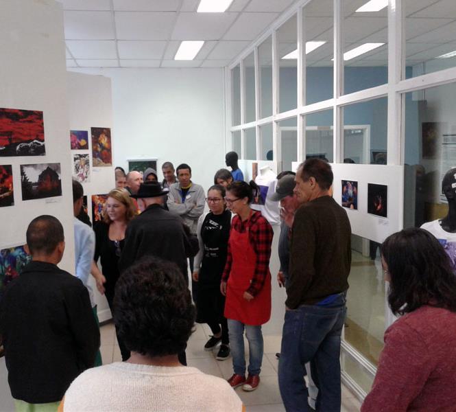 Curso de Artes Visuais promove oficina de artes para pessoas com esquizofrenia