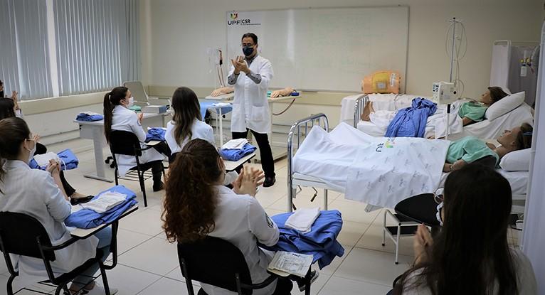 Vestibular de Verão UPF: inscrições para o curso de Medicina iniciam nesta quinta-feira (12/11)
