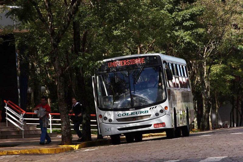 Vestibular UPF: fique atento aos horários dos ônibus