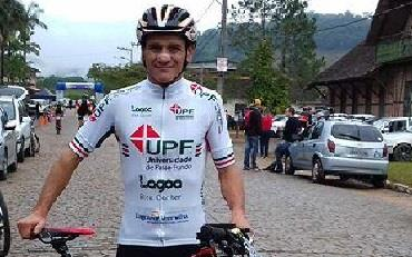 Ricardo Machado disputa Campeonato de Mountain Bike Maratona