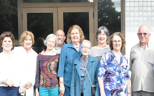 Encontro reúne membros da primeira turma do curso de Ciências da UPF