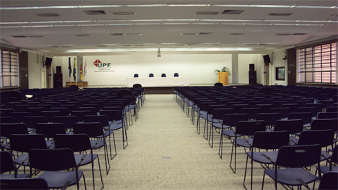 Centro de Eventos - auditório 600 lugares