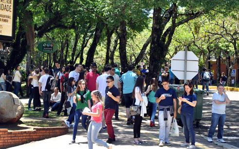 UPF volta às aulas na segunda, dia 20