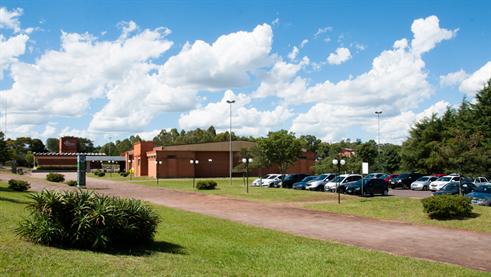 Centro de Eventos - vista externa