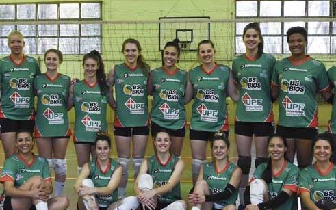 BSBios/UPF conquista vaga para a final do Campeonato Gaúcho de Vôlei