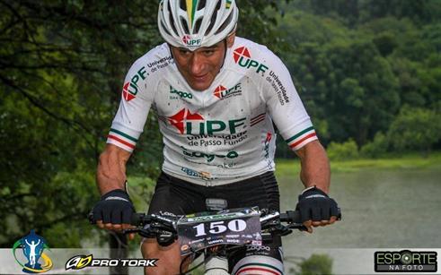 Ciclista da UPF compete neste domingo, 19