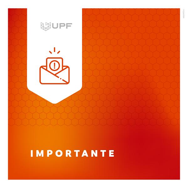 Vestibular de Verão da UPF: processo seletivo terá formato on-line e presencial