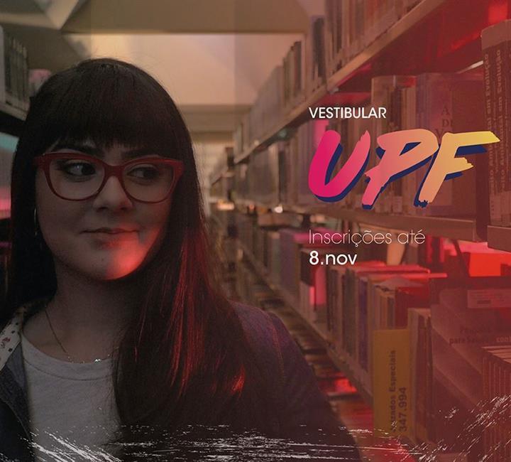 Vestibular de Verão tem cursos de graduação na UPF Soledade