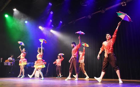 Grupo de Danças Folclóricas da UPF realiza seleção de novos membros