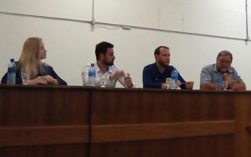 Experiências no exterior em debate na aula inaugural da UPF Carazinho