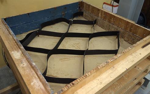 Pesquisa avalia materiais que podem minimizar problemas em solos de baixa capacidade de suporte