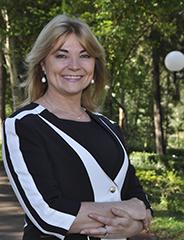 Rosani Sgari - Vice-reitora de Graduação