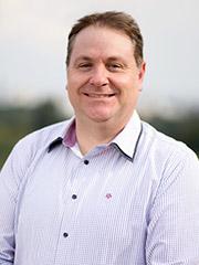 Cristiano Roberto Cervi - Vice-reitor Administrativo