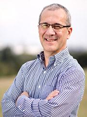 Rogerio da Silva - Vice-reitor de Extensão e Assuntos Comunitários