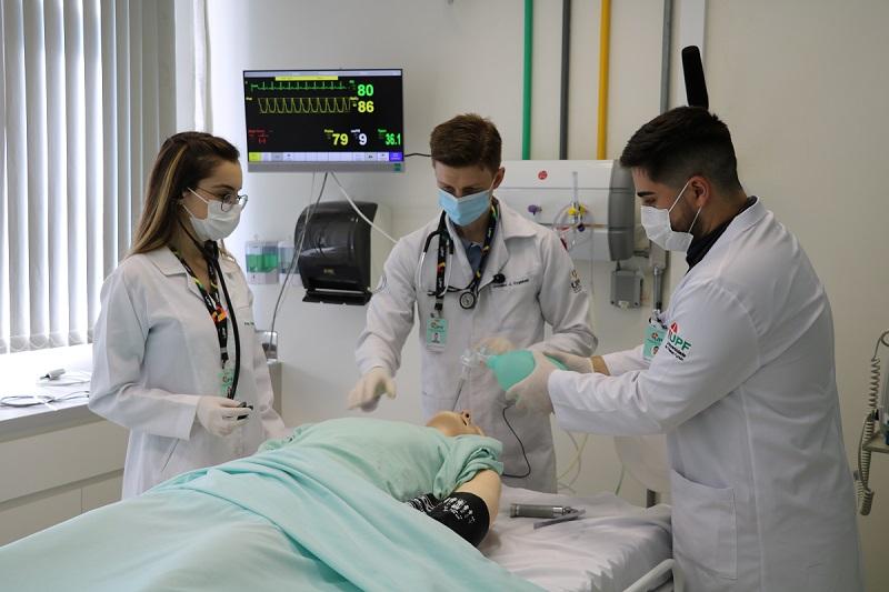 Vestibular de Verão UPF: Inscrições para Medicina encerram nesta terça-feira (08/12)