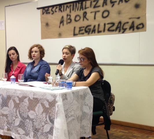 Curso de Direito da UPF Campus Casca realiza debate envolvendo o tema do aborto