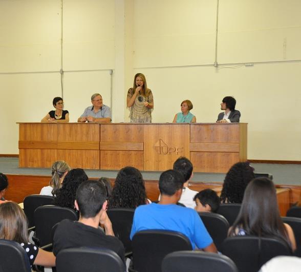 UPF apoia a Academia de Música da Orquestra Sinfônica de Carazinho