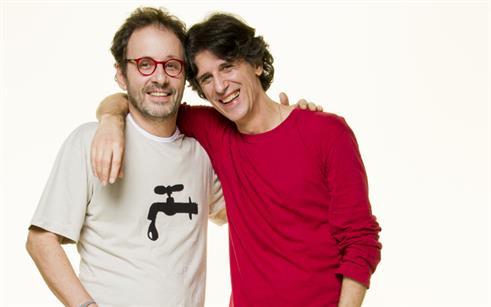 Kleiton e Kledir realizam show gratuito em Passo Fundo por meio do projeto Letra & Música
