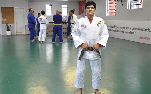Atleta da UPF participa do Campeonato Brasileiro Regional de Judô