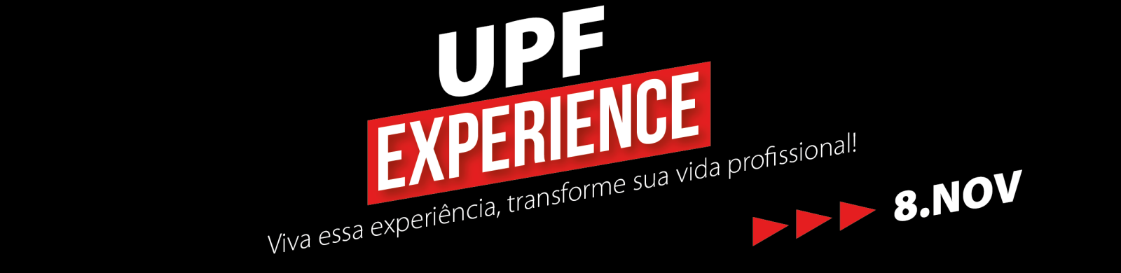 UPF Experience esclarece dúvidas sobre a experiência universitária