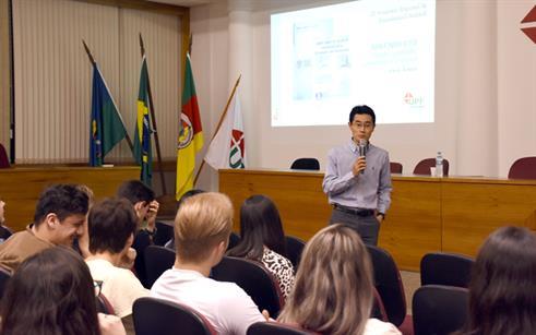Seminário de Engenharia Estrutural reúne estudantes e profissionais da região