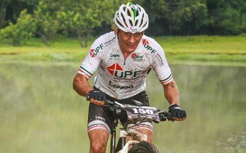 Ciclista da UPF vence em Nova Petrópolis