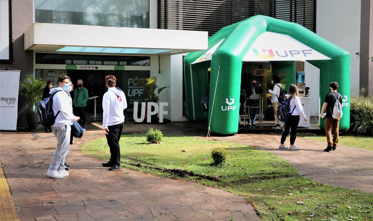 Vestibular de Inverno: UPF divulga aprovados em Medicina