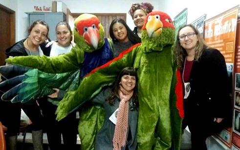 ICB participa de evento promovido pela Fundação Zoobotânica