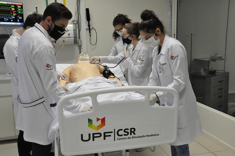 Vestibular de Verão UPF: inscreva-se para o curso de Medicina