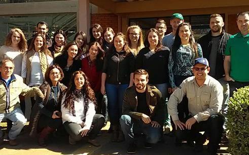PPGAgro recebe professores da Universidade Nacional de Rosário, Argentina