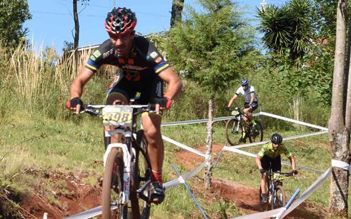 II Copa Lagoa UPF de Mountain Bike reúne dezenas de atletas