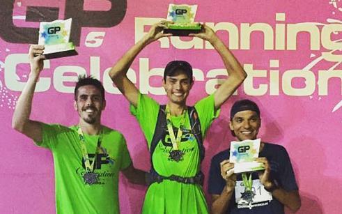 Acadêmico Tiago Perez conquista vice-campeonato em prova realizada em Balneário Camboriú