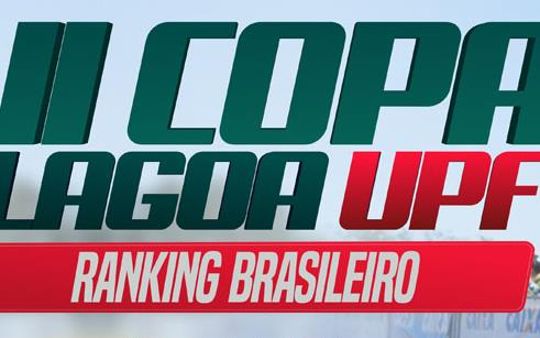 II Copa Lagoa UPF de Mountain Bike ocorre no dia 19 de março