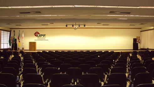 Centro de Eventos - auditório 400 lugares