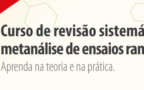 Curso de revisão sistemática e metanálise de ensaios randomizados inicia na sexta-feira na UPF