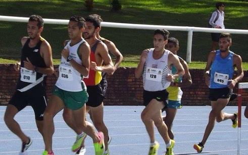 Atleta da UPF disputou GP Sul-Americano de Atletismo